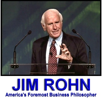Jim Rohn Visualization